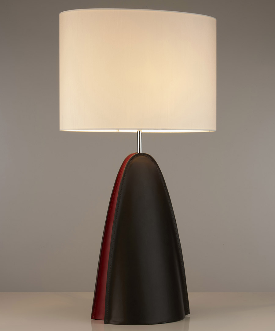 Barcelona table light, an arch-shaped table light - Chad Lighting